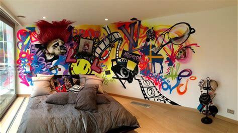 Graffiti Bedroom Sets