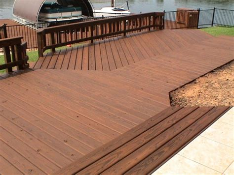 Restaining A Deck With Solid Stain by Deck Staining Pickens County Squeaky Windows