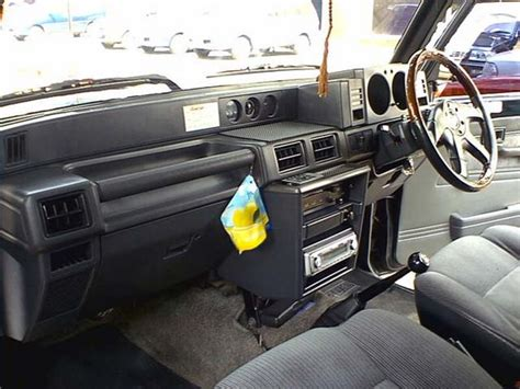 daihatsu rocky interior daihatsu rocky interior images