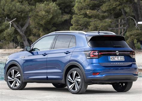 It is based on the mqb a0 platform, and was officially launched in april 2019. Galería Revista de coches, - Volkswagen T-Cross 2020 - Imagen