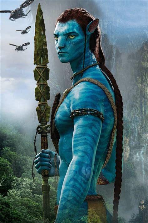 avatar blue man iphone  gs wallpaper