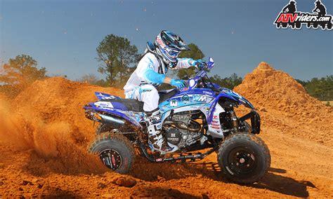 Thomas Brown Pro Atv Motocross Racer