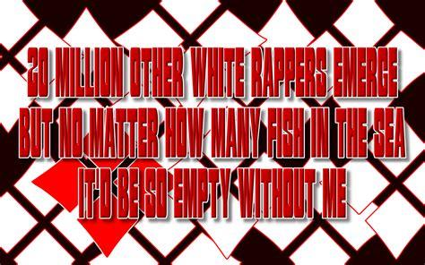 Eminem Song Lyric Quotes. Quotesgram