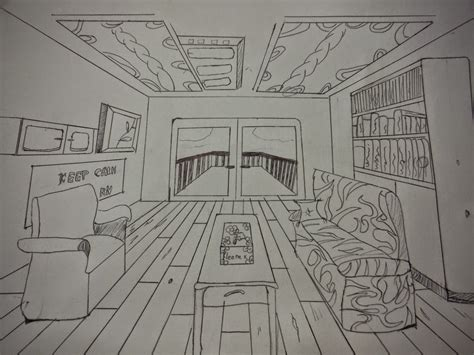 chambre en perspective dessin stunning chambre en perspective dessin pictures design