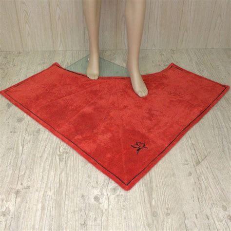 tapis de sortie de tapis de bain d angle sur mesure tapis de bain