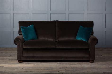 Velvet Sofa by The Duke Velvet Sofa Authentic Furniture
