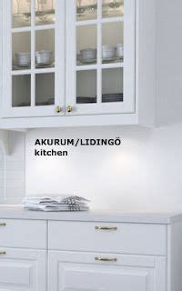Lidingo Ikea Cabinets by Ikea Akurum Lidingo Kitchen Cabinets Cuisine Kitchen