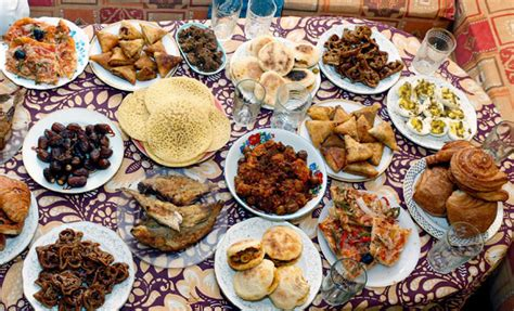 Ramadan Food Image by Foodies Delight The Meaning The Plate Every