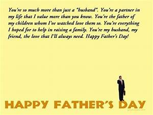 My Husband For Fathers Day Quotes. QuotesGram