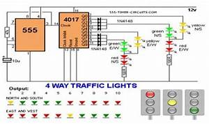 Index 7 - Led And Light Circuit - Circuit Diagram