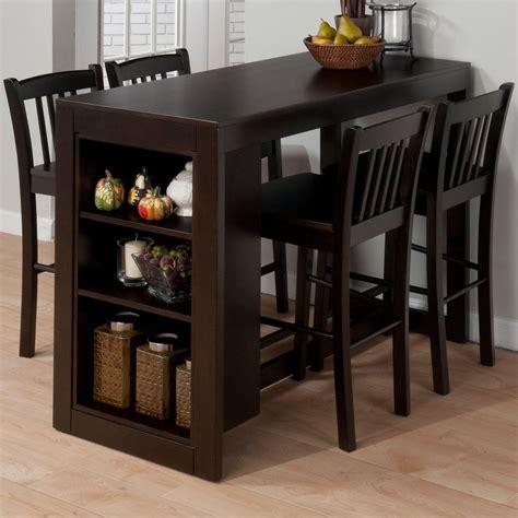 counter height desk with storage jofran maryland counter height storage dining table