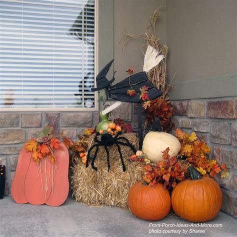 Fall Porch Displays by Turn Fall Decorating Ideas Into Decor On Your