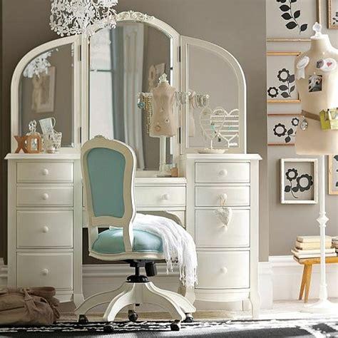 coiffeuse pour chambre ado chambre ado fille optez pour une déco moderne et colorée