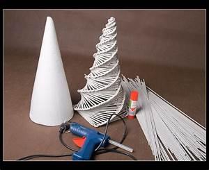 Basteln Mit Papierrollen : weihnachtsbaum aus papierrollen basteln dekoking diy bastelideen dekoideen zeichnen lernen ~ Buech-reservation.com Haus und Dekorationen