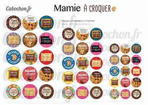 Ronde A Croquer : mamie croquer 45 images rondes ~ Nature-et-papiers.com Idées de Décoration