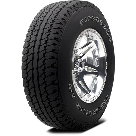 Boat Trailer Tires White Letter by Firestone Destination A T Tirebuyer