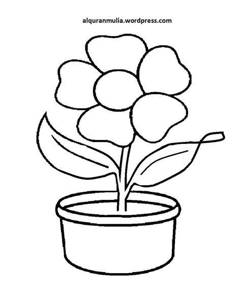 beginilah contoh gambar taman bunga anak sd yang wajib