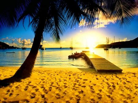 wallpapers collection sunny beach wallpapers