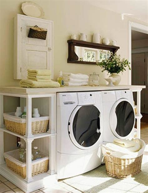 Laundry Room Organizing  How To Build A House