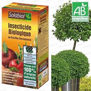 Pyrale Du Buis Traitement Bio : insecticide biologique au bacillus thuringiensis 30g traitement bio piege pheromone ~ Melissatoandfro.com Idées de Décoration