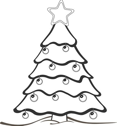 clipartist net 187 clip art 187 xmas christmas tree black