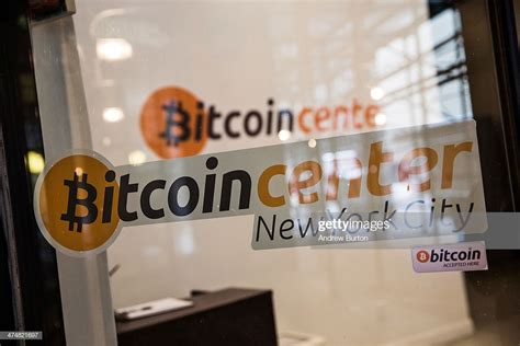 Bitcoin center nyc was founded by nick spanos and it is in the financial district of new york city. The Bitcoin Center of New York City is seen on February 25, 2014 in... News Photo - Getty Images