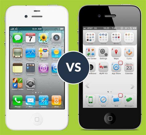 iphone 4 vs iphone 4s apple iphone 4s vs iphone 4