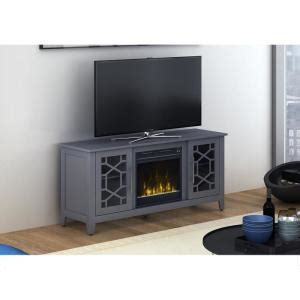 classic flame clarion   media console electric