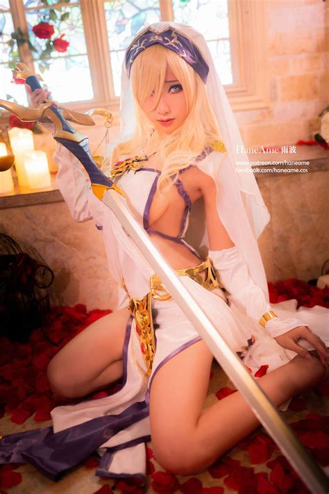 sword maiden cosplay by hane ame can see again sankaku complex