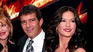 Antonio Banderas And Catherine Zeta Jones Youtube