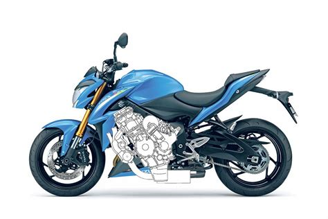 Suzuki's 300bhp Turbo Charged Hybrid Mcn