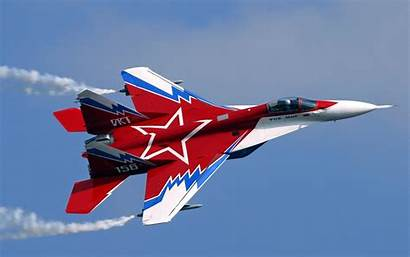 Russian Aircraft Military Planes Wallpapers Fighter Mig