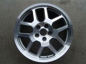 Sell 2007-2009 Ford Mustang (Shelby GT500) Wheel, 18x9.5, 10 spoke machined/silver motorcycle in ...