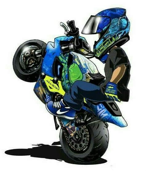 stunt bikes art images  pinterest bicycle art
