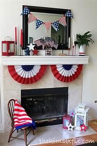 Hometalk 12 Patriotic Memorial Day Mantels