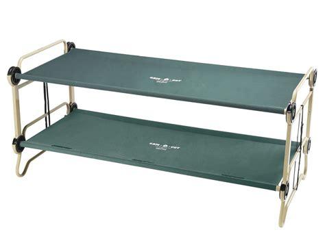 portable bunk beds disc o bed o bunk xl portable bunk bed cot review