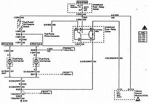 1999 Gmc Savana Fuel Pump Wiring Diagram