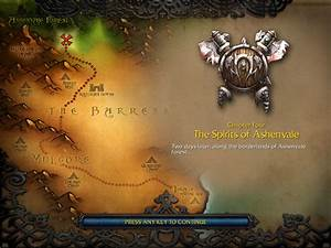 The Spirits Of Ashenvale  Wc3 Orc  - Wowpedia