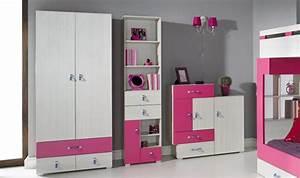 Armoire Chambre Enfant : armoire en bois 2 portes armoire chambre enfant pas cher ~ Teatrodelosmanantiales.com Idées de Décoration