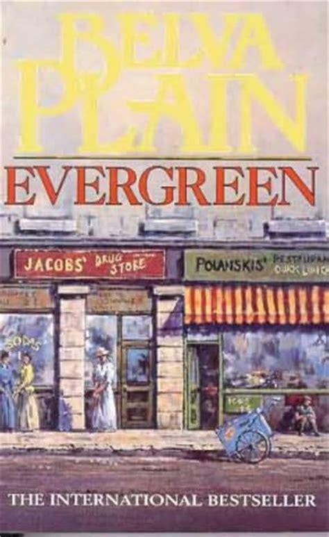 Evergreen (werner Family Saga, Book 1) By Belva Plain