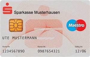 Neue Sparkassencard Kosten : ec karte sperren lassen kosten anleitung verlorene ~ Lizthompson.info Haus und Dekorationen