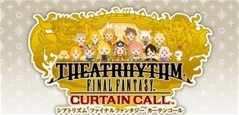 Theatrhythm Curtain Call by Nintendo 3ds Adames Adam
