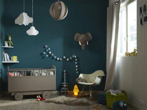 chambre bébé bleu canard chambre de bébé 15 idées pour un garçon décoration
