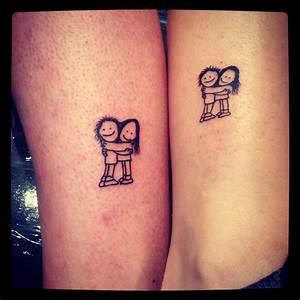 Tattoo Amitié : amazing sibling tattoo tatouage pinterest ~ Melissatoandfro.com Idées de Décoration