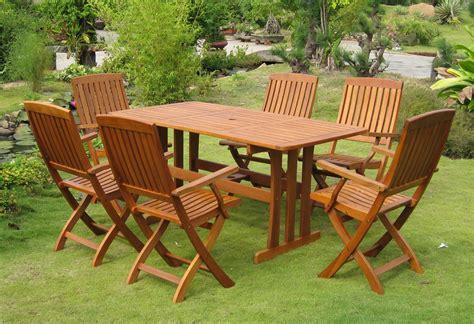 wood patio furniture yard teak wood new home design ideas teak