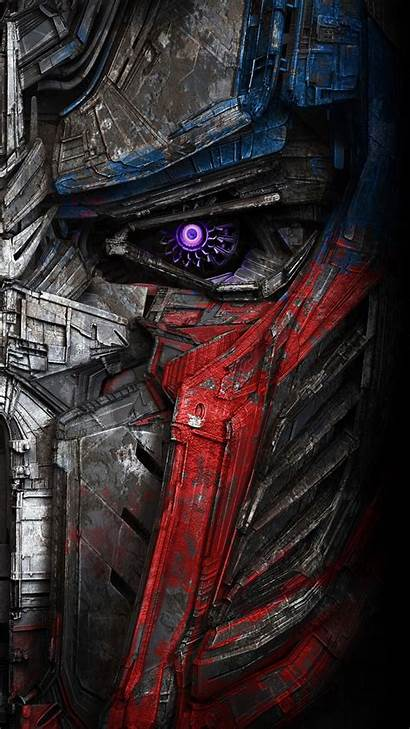 Transformers Wallpapers Iphone Optimus Prime Knight Last