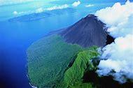 Volcano Vanuatu Islands