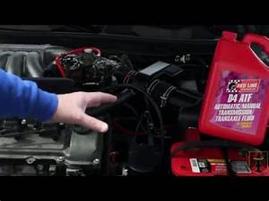 2001 Toyota Camry Transmission Fluid Change
