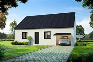 Plan Maison De Plain Pied Avec 2 Chambres Garage