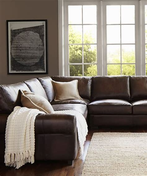 Brown Couches For Sale by Best 25 Brown Leather Couches Ideas On